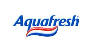 Sheppard Redefining Voiceover aquafresh logo