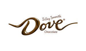 Sheppard Redefining Voiceover dove-chocolate logo