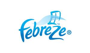 Sheppard Redefining Voiceover febreze logo